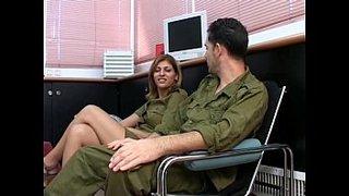 فيلم سكس اسرائيلي طويل النيك في الجيش الاسرائيلي العرب الإباحية